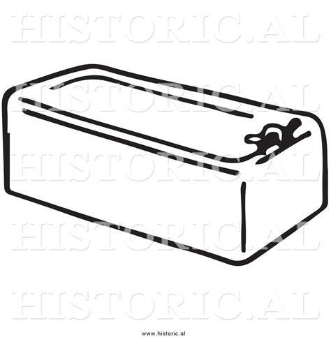 bathtub drawings clipart of an old bath tub black and white drawing by al 9290
