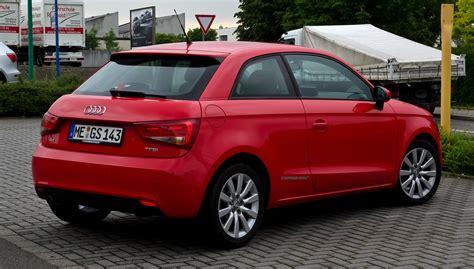Audi 1 2 Tfsi by File Audi A1 1 2 Tfsi Ambition Heckansicht 1 Juni 2012