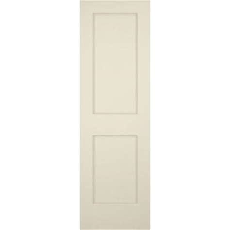 builder s choice 24 in x 80 in clear pine 6 panel builder s choice 24 in x 80 in 2 panel shaker solid core