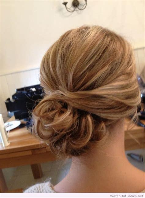 Wedding Hair Side Bun by Wedding Hair Side Bun Out