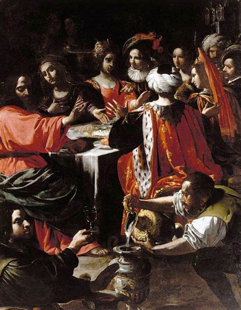 Wedding At Cana Bible Passage Catholic by Servant Of The Word Weekday January 7th
