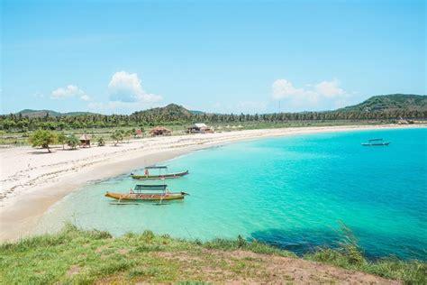 incredible beaches  lombok island