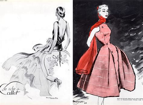 Gorgeous Fashion Illustrations gorgeous fashion illustration prints colette
