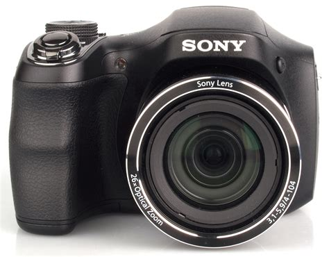 Sony Dslr Cybershot sony cyber dsc h200 review