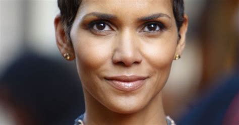 Halle Berry Obviously Not by Hair Halle Berry Some May Not Think Much Of You