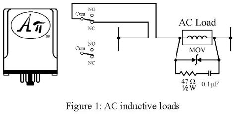 cl diode inductive load industrial tech notes signal conditioner tech notes