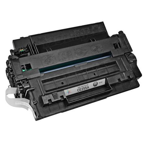 Toner Hp 55a Ce255a remanufactured black toner cartridge for hp ce255a 55a simplyink