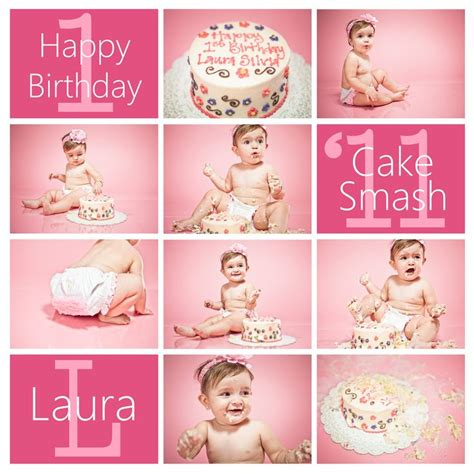 23 Best Images About Photography On Pinterest Beach Frame Baby Girls And Boys 1st Birthday Collage Template