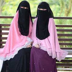 Fashion Wanita Naira Set burqa hijaab arab modesty abaya niqab jilbab