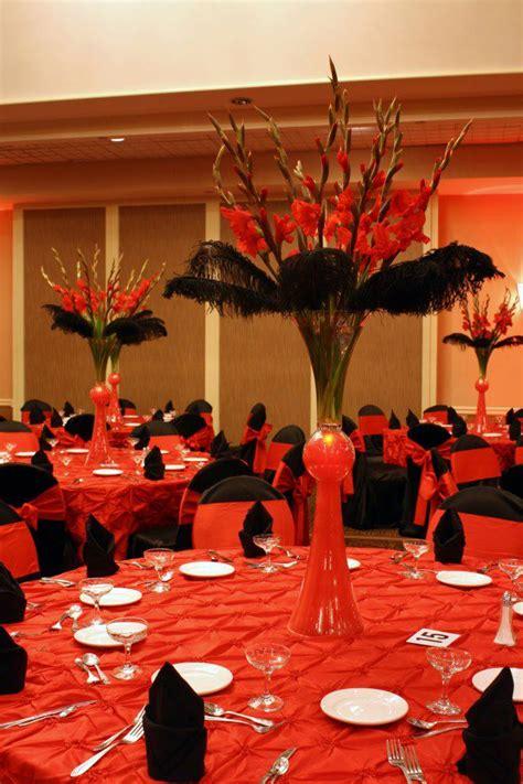 corporate events centerpieces flower arrangements