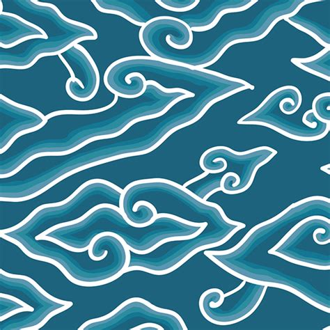 pattern batik mega mendung megamendung batik pattern on behance