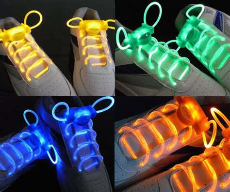 led light up shoelaces yes i these and they are rad led light up shoelaces