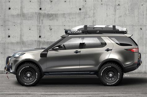 land rover discovery news new land rover discovery svx planned autocar