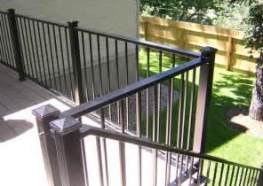 inexpensive deck railing studio design gallery