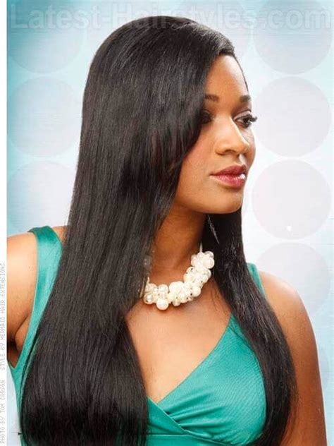 hairstyles for straight black girl hair 22 cute haircuts you ll want to try right now way cute