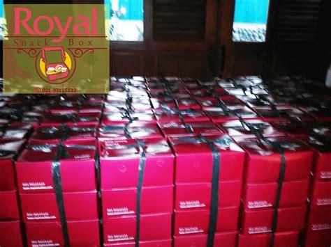 Pesenan Pak snack box pesanan pak yudhie di kelapa gading jakarta utara royal snack box
