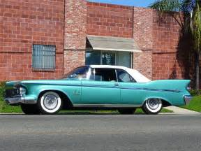 1961 Chrysler Imperial 1961 Chrysler Imperial Crown Convertible 70566