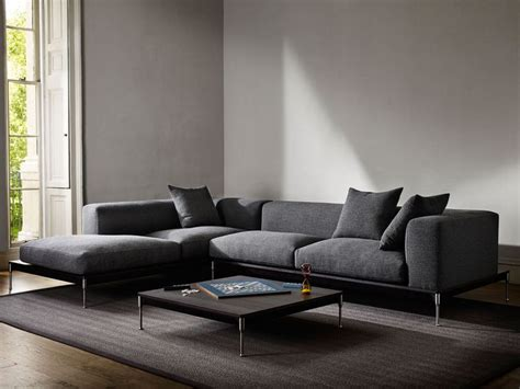 Sofa In L Shape by Best 25 L Shaped Sofa Ideas On L White