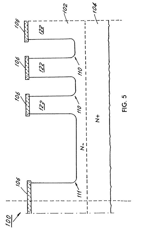 cling diode mosfet trench junction schottky barrier diode 28 images patent us6078090 trench gated schottky