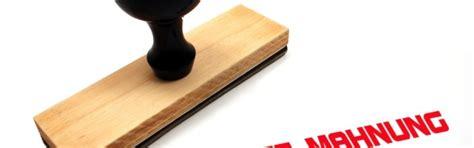 Muster Mahnung Bei Mietschulden Vorlage Mahnung Bei Mietr 252 Ckst 228 Nden Des Mieters