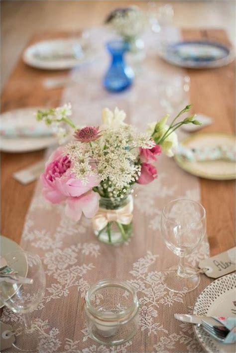 Schlichte Tischdeko Hochzeit by Vintage Tischdeko Zur Hochzeit 100 Faszinierende Ideen