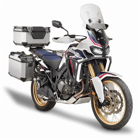 Motorrad Online Shop Test by Givi Zubeh 246 R F 252 R Honda Crf1000l Africa Twin Motorrad Fotos