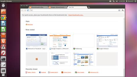 chrome ubuntu installing google chrome on ubuntu 11 10 oneiric ocleot