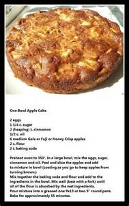 simple apple cake recipe from scratch