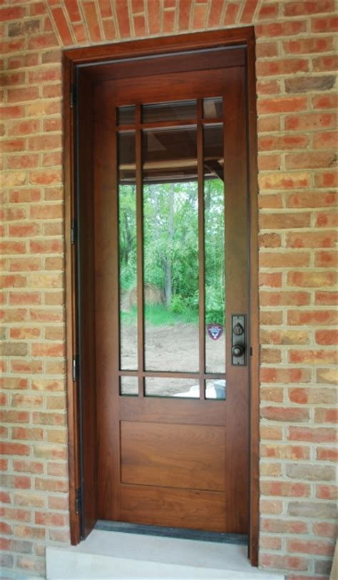 energy exterior doors timber frame exterior doors new energy works