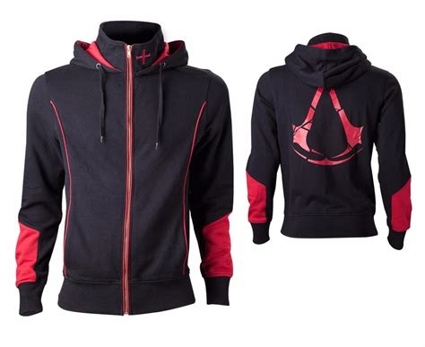 Hoodie Assassins Creed 8 Salsabila Cloth assassins creed syndicate rogue brand new hoodie