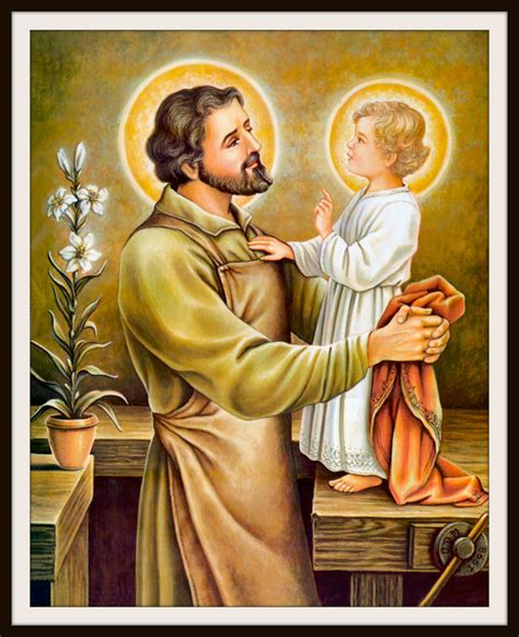 ordinary lovely st joseph pray for us