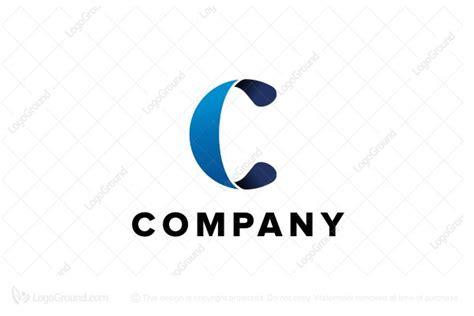 High Technology Bird Logo C- Logo