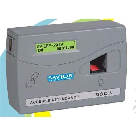 savior 8603 fingerprint biometric system price