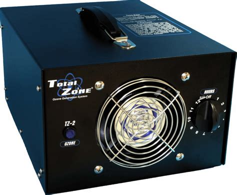 ozone generators naturally remove odors and purify the