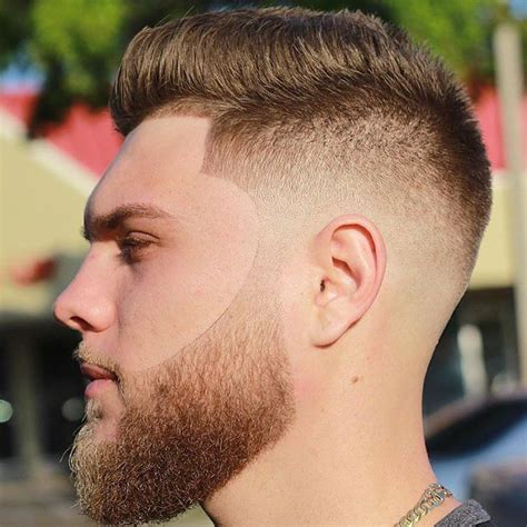 fade haircuts and beards ombre hair color trends is the silver grannyhair style