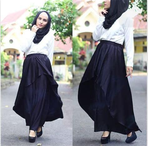 cara bikin alis masa kini trend hijab masa kini yang casual modis dan stylish