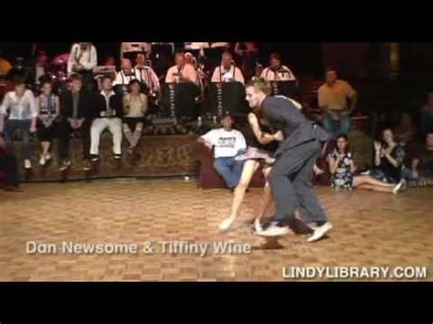 Fast Swing Dancing Ulhs 2006 Youtube