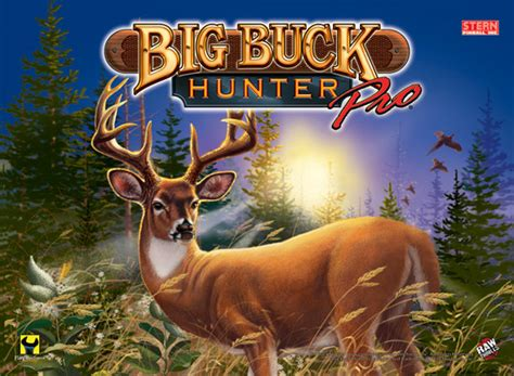 buck hunters pinball news and free
