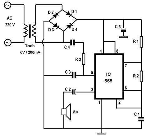 membuat perangkap tikus elektronik kumpulan rangkaian rangkaian pengusir tikus