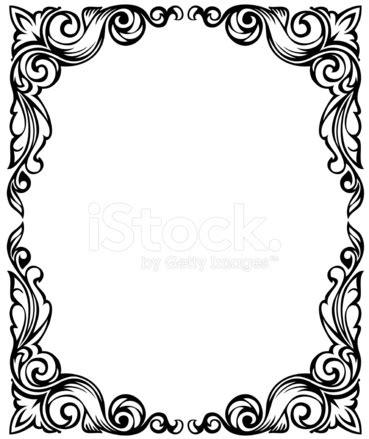 pattern frame drawing ornament rama rysunek zdjęcia ze zbior 243 w freeimages com