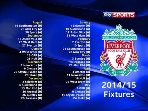 Topi Liga Inggris 92 jadwal pertandingan liga inggris 2014 2015 mivecblog