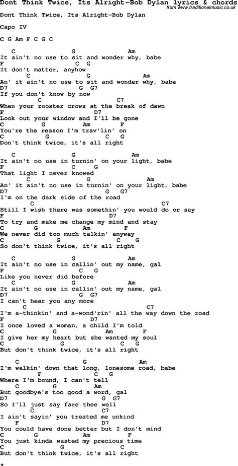 Its Your Love Guitar Chords