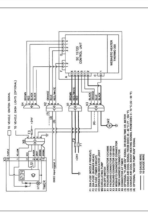 webasto thermo top c wiring diagram efcaviation