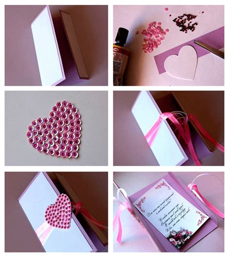 diy valentines decorations 8 diy valentine s day cards tutorials for your special