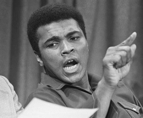 swing like a butterfly sting like a bee muhammad ali at 70 most memorable quotes daily mail online