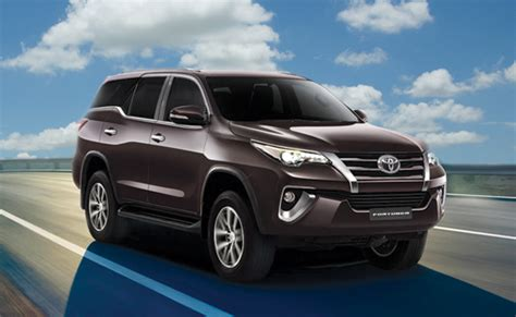 Toyota All Models Toyota Fortuner 2017 Simple And Sports Model Price In Pakistan