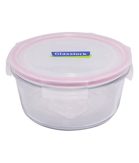 Favori Food Keeper 1 4 Liter Favori Food Keeper 1 4 L glasslock clear food container 730 ml buy at best price in india snapdeal