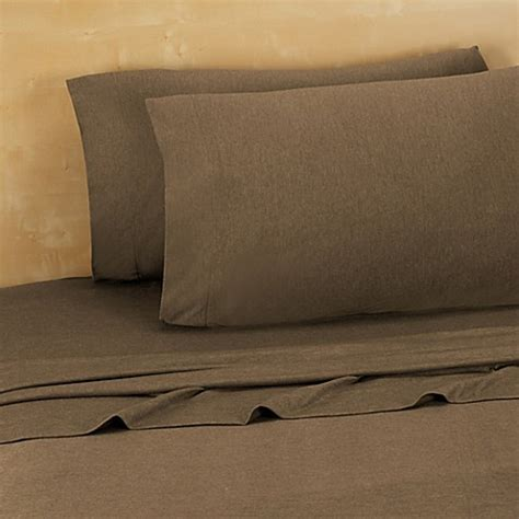 how to buy soft sheets buy brooklyn flat extra soft jersey queen sheet set from
