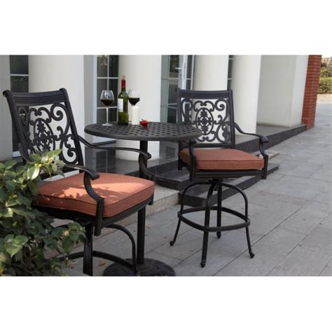 F And M Patio Bar by Exterior Magnificent Bar Height Patio Chairs Design Ideas