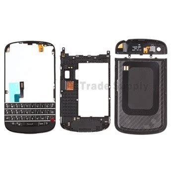 Keypad Bb Q10 Keypad Fullset blackberry q10 housing and qwerty keypad assembly etrade supply